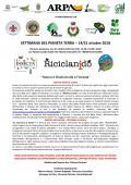 Locandina Natura e Biodiversità a Floresta