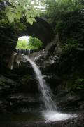 Cascata del torrente Civagno (foto Attilio Selva)