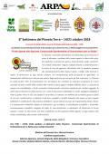 """Locandina """"Porte Aperte alla Stazione Consorziale Sperimentale di Granicoltura per la Sicilia"""""""