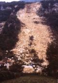 Braulins. La frana da terremoto del 9 maggio 1976