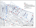 Flusso di falda area indistriale di Barletta (Protocollo d'intesa per la realizzazione di un monitoraggio ambientale nel territo
