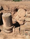 Resti di colonnato del Foro Romano