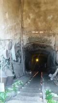 Accesso ad una grotta