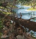 L'ambiente e il paesaggio della Val Cesano 50 mila anni fa.