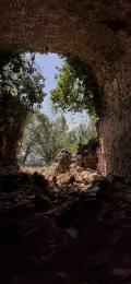 Interno di Cisterna di Epoca Romana