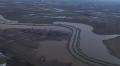 Evento alluvionale settembre 2014 - Rignano Garganico: Esondazione con rottura degli argini del T. Candelaro