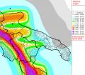 INGV - Valori di pericolosità sismica (OPCM 3519/2006)